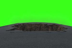 <b>毁灭 地裂 素材  绿屏抠像 特效素材 2</b>