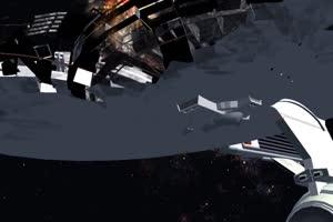 航天飞机 宇宙飞船 UFO飞船 天空科技 21  特效牛绿手机特效图片