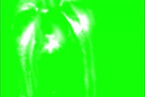 幻想 幽灵 鬼魂 绿屏抠像素材