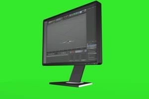 飞蛾破镜而出 绿幕视频素材 特效抠像 绿布视频手机特效图片