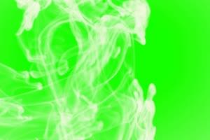 烟雾 粒子 魔法 火焰 9 绿屏抠像特效素材绿幕A