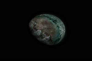 2K星球 行星 天体 科幻星球