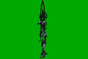 僵尸 丧尸 绿屏抠像 特效素材 14[公众号 texiao8 回