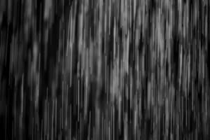 雨落下侧面6 黑幕叠加 变