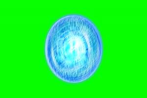 螺旋丸 闪电球 能量球 6 火影忍者 特效绿屏 抠像手机特效图片