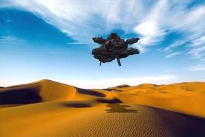 航天飞机 宇宙飞船 UFO飞船 天空科技 26  特效牛绿手机特效图片