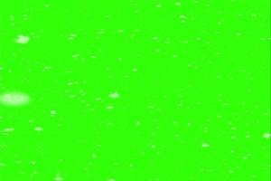 3D控雪 绿屏版(静止-左