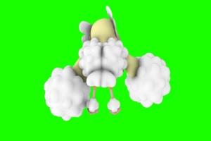 神奇宝贝 AE PR 巧影绿屏抠像素材 超清MP4下载 1手机特效图片