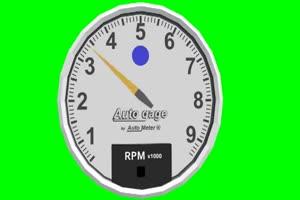 免费 仪器表 绿布绿屏绿幕视频素材免费下载 @特手机特效图片