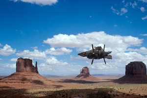 UFO 航空母舰 外星飞船3 绿屏绿幕视频免费下载手机特效图片