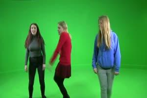 美女跳舞 其他民族 1手机特效图片