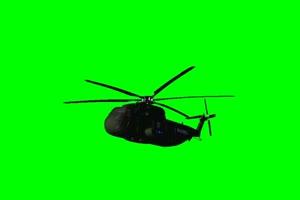 直升机 飞机 航天飞机 绿屏抠像素材 巧影AE 9手机特效图片