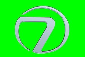 雷克萨斯 lexus logo 车标 绿屏抠像 特效素材手机特效图片