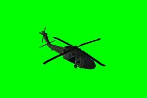 直升机 飞机 航天飞机 绿屏抠像素材 巧影AE 5手机特效图片