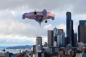 外星人飞船 UFO手机特效图片