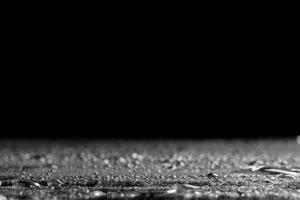 平面上的雨水珠串 黑幕叠加 变亮抠像 视频特效手机特效图片