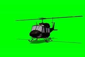 直升机 飞机 航天飞机 绿屏抠像素材 巧影AE 34 免手机特效图片