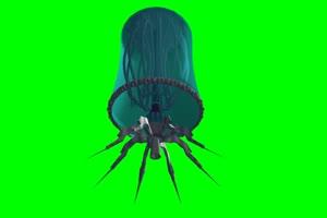 外星飞船 UFO 外星人电影 2手机特效图片