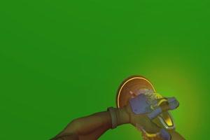 守望先锋20 卢西奥 特效抠像 绿屏抠像视频手机特效图片