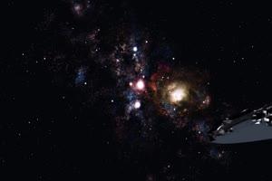 外星飞船 航天器 宇宙飞船 绿屏绿幕视频免费下手机特效图片
