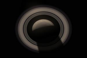 免费 土星2 八大行星 真实 带通道抠像视频素材 2K素材