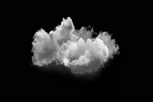 云朵 腾云驾雾 透明通道绿布和绿幕视频抠像素材