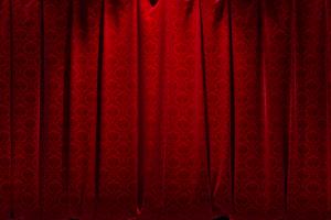 窗帘 幕布打开关闭 开幕式 闭幕式3带通道抠像视手机特效图片