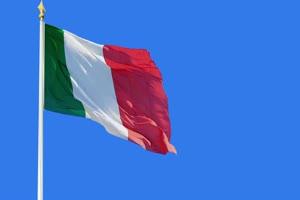 意大利 国旗绿幕后期抠像视频特效素材@特效牛免手机特效图片