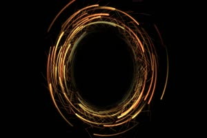 魔法光效55 能量球 八卦阵绿布和绿幕视频抠像素材