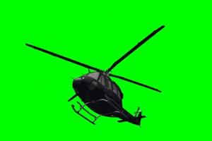 直升机 飞机 航天飞机 绿屏抠像素材 巧影AE 18手机特效图片