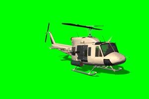 直升机 飞机 航天飞机 绿屏抠像素材 巧影AE 24 免手机特效图片