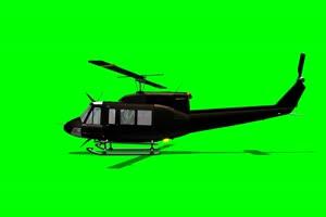 直升机 飞机 航天飞机 绿屏抠像素材 巧影AE 35 免手机特效图片