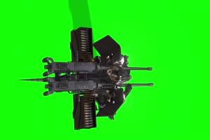 哥斯拉战斗上面 绿幕抠像 绿布视频 特效抠像 剪手机特效图片