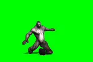 索尔巨人 洞穴巨人 7绿屏