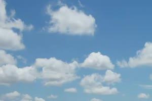 天空 云 免费绿幕视频 绿屏抠像视频素材下载手机特效图片