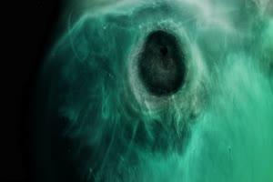 高维度宇宙抽象背景视频3 星云 颜料 Closing手机特效图片